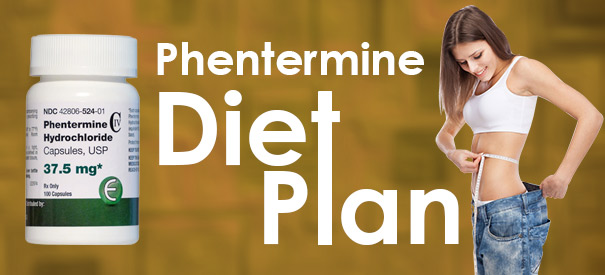 Phentermine Diet Plan