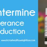 Phentermine tolerance reduction